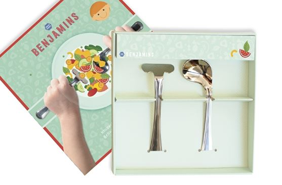 Benjamins Children's Cutlery Set