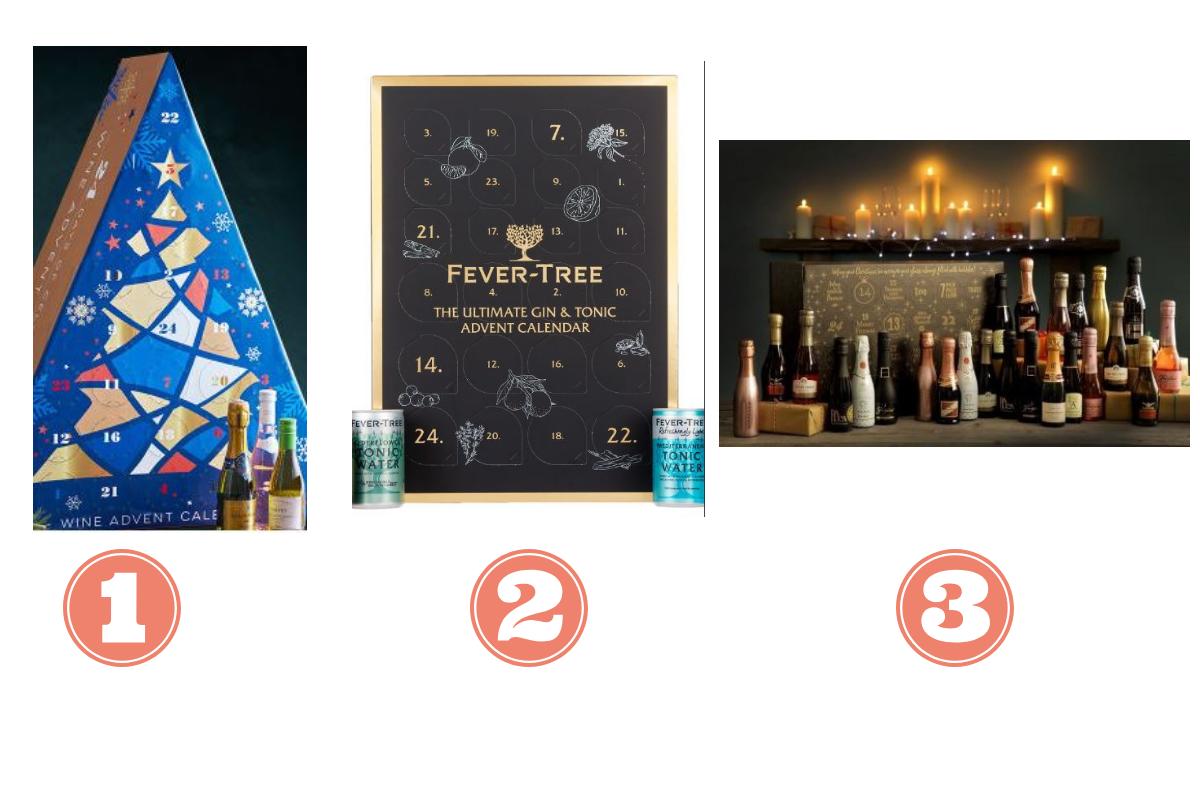Boozy Advent Calendars