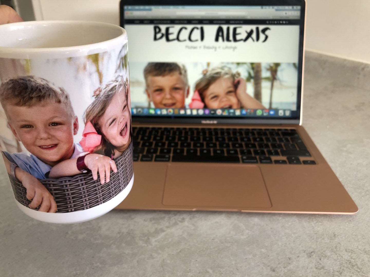 Personalised Gift Cup